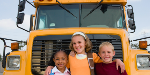 5 Ways to Get Your Child Ready for Their First School Bus Ride, Henrietta, New York