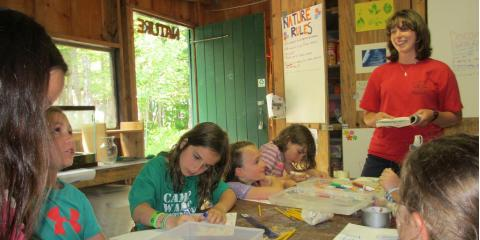 Why Be a Counselor at New England's Top Coed Summer Camp? Hear From a Staffer!  , Piermont, New Hampshire