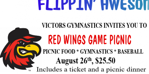 Red Wings and Victors Tickets, Greece, New York