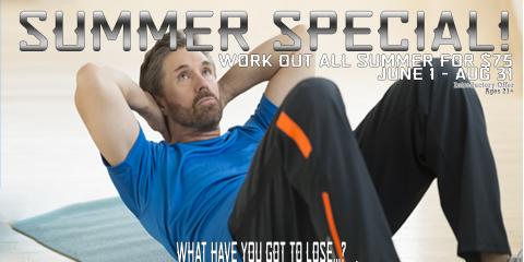 Omni Fitness Center's Summer Special! , Hempstead, New York