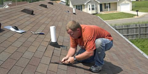 3 Tips for Handling Roof Repairs After a Storm, Summerfield, North Carolina