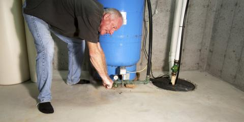 4 Sump Pump Winterization Tips, Harrison, Ohio