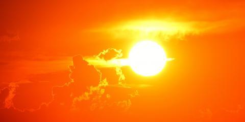 Summer heat and Windshields, Canandaigua, New York