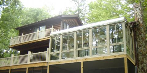 3 Benefits of Sunrooms From Blairsville's Outdoor Living Aficionados, Blairsville, Georgia