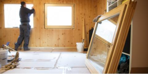 Home Improvement Tips: 3 Reasons to Install New Windows & Bask in Natural Light, Walnut Ridge, Arkansas