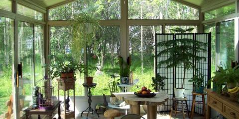 How to Keep Your Sunroom Heated in Winter, East Rochester, New York