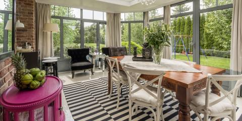 4 Tips for Decorating Your New Sunroom Installation, East Yolo, California