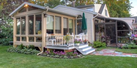 What Are the Benefits of a Four-Season Sunroom? , East Rochester, New York