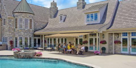 Bask In The Shade This Summer With A SunSetter Retractable Awning From The  Screen Shoppe,