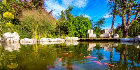 3 Steps to Building a Pond or Lake on Your Property, Sunman, Indiana