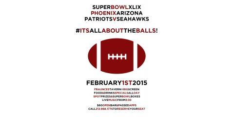 Celebrate The Super Bowl at Fraunces Tavern , Manhattan, New York