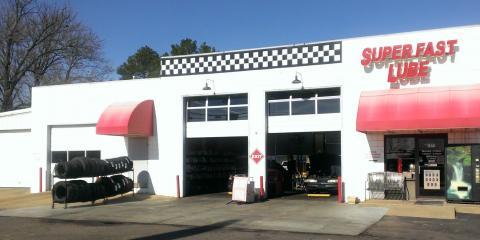 Superfast Lube & Oil, Auto Repair, Services, Russellville, Arkansas