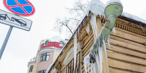 A Guide to Ice Dams , Cincinnati, Ohio
