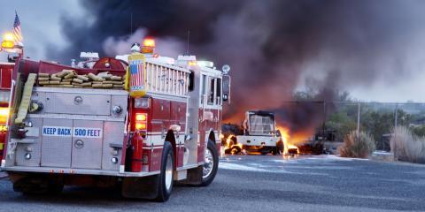 Russellville Emergency Light Provider Explains Firefighter LED Lights, Russellville, Kentucky
