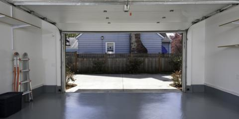 3 Benefits of Professional Garage Door Repair , Oxford, Connecticut
