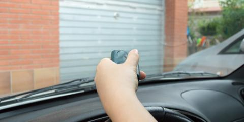 3 Advantages of Using Keyless Garage Door Opener Systems, Oxford, Connecticut