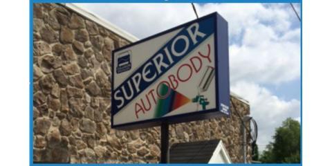 Superior Auto Body, Auto Body, Services, Ranson, West Virginia