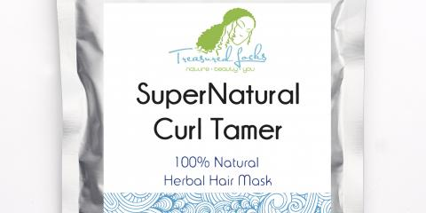 SuperNatural Curl Tamer, West Chester, Ohio