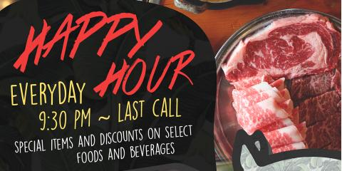 Stop by Sura Hawaii's Late-Night Happy Hour for Delicious Korean Food, Honolulu, Hawaii