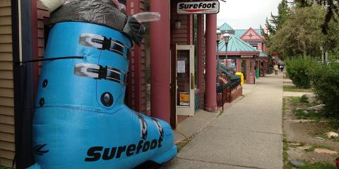 Surefoot, Shoe Stores, Services, New York, New York