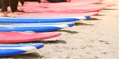 Local Surf Shop Offers 3 Safety Tips for Beginners, Santa Monica, California