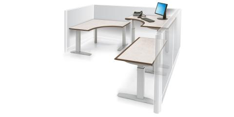 3 Benefits of The Adjustable Office Desk From Extra Office Interiors, Rahway, New Jersey