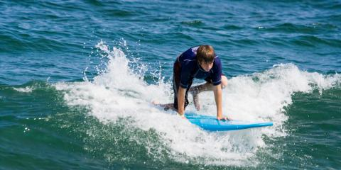 4 Fun Benefits of Taking Professional Surf Lessons , Santa Monica, California