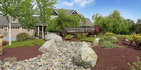 4 Ideas for Using River Rocks in Landscaping, North Corbin, Kentucky