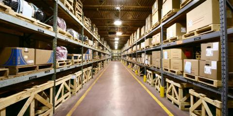3 Warehouse Security Risks & Solutions, Deer Park, Ohio