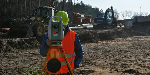 Geary Associates Will Handle All Your Boundary Surveying And Construction Management Needs, Petersburg, West Virginia