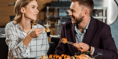 A Beginner's Guide to Eating Sushi, Sumner, North Carolina