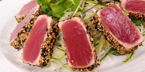 4 Commonly Eaten Species of Tuna, ,
