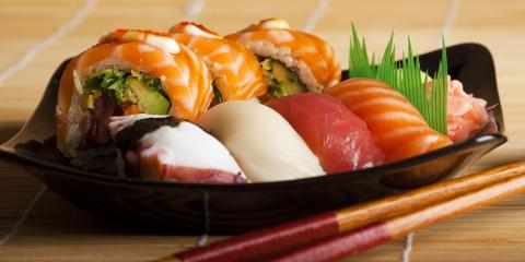 What Kinds of Fish Make the Best Sushi?, Honolulu, Hawaii