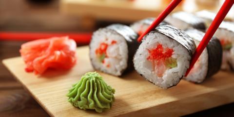 Sushi is the Perfect Summer Food: Here's Why, Kihei, Hawaii