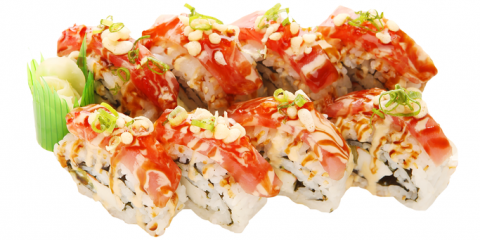 3 Health Benefits of Eating Sushi, Honolulu, Hawaii