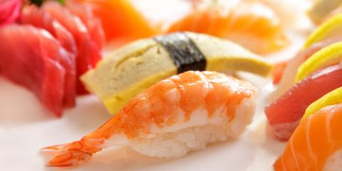 The 5 Best Seafood Choices for Your Sushi Platter, Honolulu, Hawaii