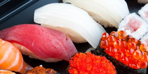 3 Reasons a Sushi Platter Is the Perfect Party Food , Honolulu, Hawaii