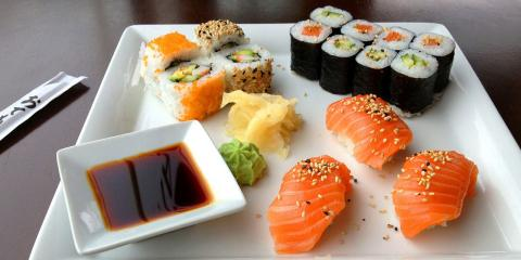 Sushi—The Perfect Food for Weight Loss, St. Peters, Missouri