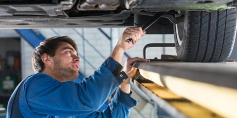 Auto Shop Shares 4 Tips on Troubleshooting Suspension Problems, Branford Center, Connecticut