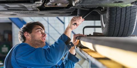 3 Indicators You Need Vehicle Suspension Repairs, Springdale, Ohio