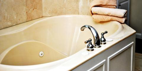3 Common Causes of Bathtub Clogs, Pine Grove, California