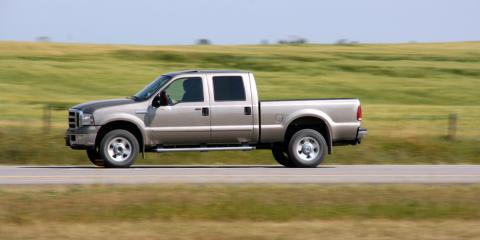 4 Reasons to Buy a Truck or SUV, Tacoma, Washington