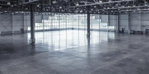 3 Reasons to Sell Your Client on Concrete Flooring, Meriden, Connecticut
