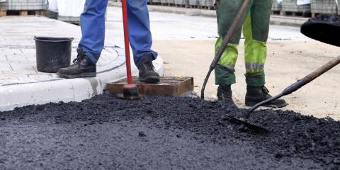 3 Important Tips for Working With Concrete This Winter, Meriden, Connecticut