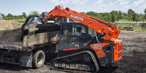 3 Tips for Operating a Skid Steer, Winder, Georgia
