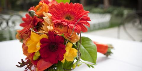 3 Wedding Flower Trends for Your Fall Nuptials, Erlanger, Kentucky