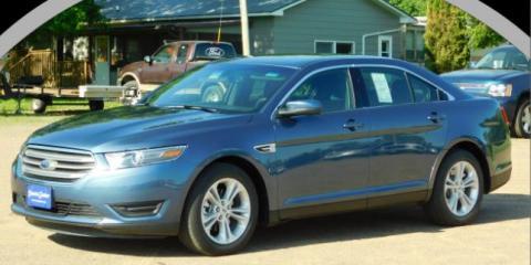 2018 Ford Taurus SEL 20,995! , Barron, Wisconsin