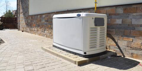 How Do Generators Work?, Swanzey, New Hampshire