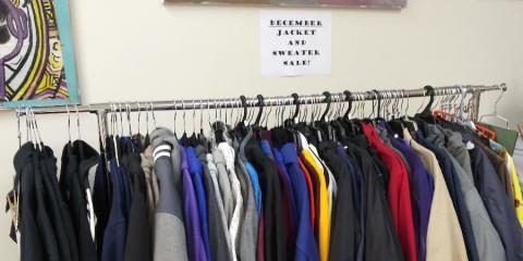 December Jacket and Sweater Sale!, Honolulu, Hawaii