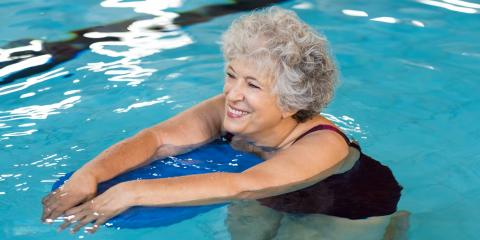 How to Use a Swimming Pool for Arthritis Relief, Washington, Connecticut